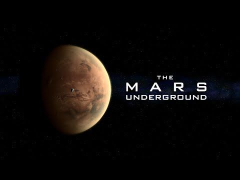 "THE MARS UNDERGROUND [HD] Full Movie ""The Mars Underground"" Updated Edition/Director's Cut  Leading aerospace engineer and Mars Society President Dr. Robert Zubrin has a dream. He wants to get humans to the planet Mars in the next ten years. Now, with the advent of a revolutionary plan, Mars Direct, Zubrin shows how we can use present day technology and natural resources on Mars to make human settlement possible. But can he win over the skeptics at NASA and the wider world?"