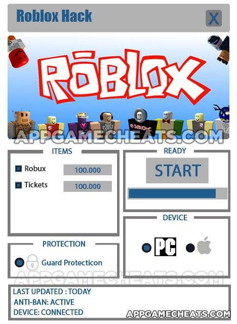 roblox-cheats-hack-robux-tickets | Stuff to Buy | Hack ...
