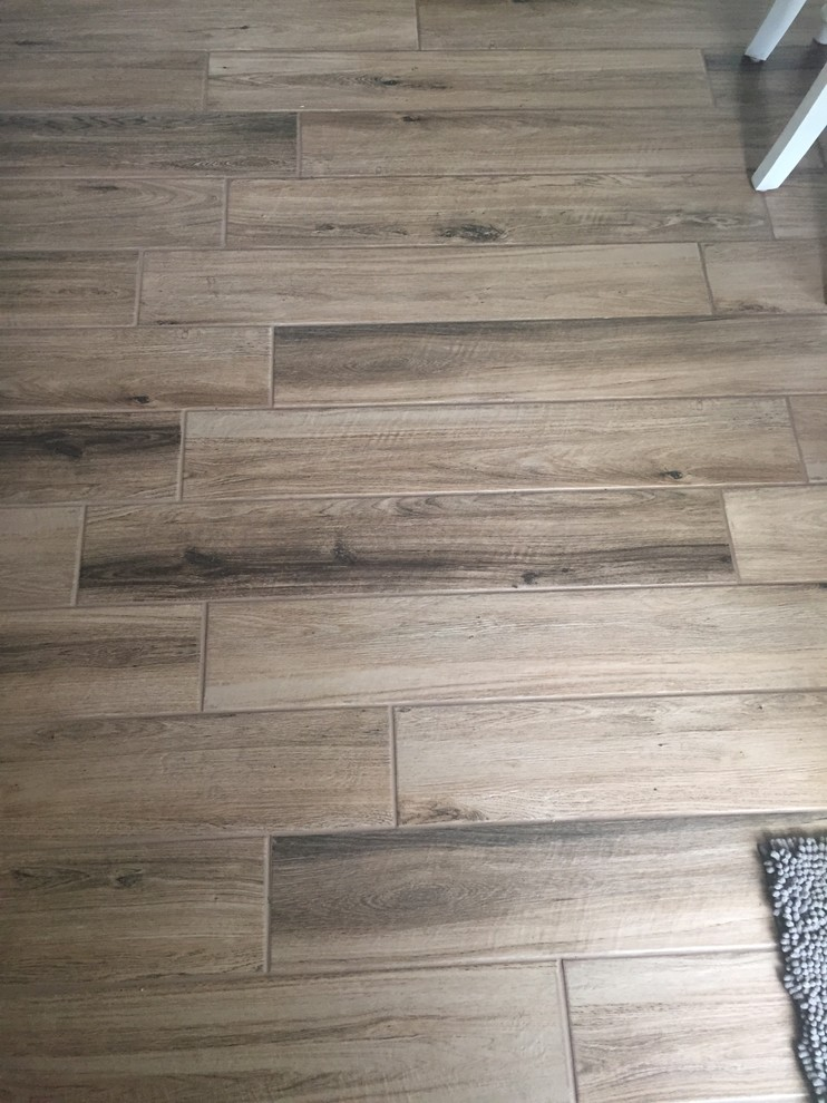 37++ Grout color for wood look tile inspirations