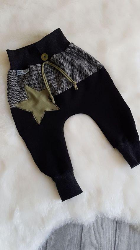 Hosen – Pumphose Junge Baby Kinder Mädchen Pünktchen – ein Designerstück von …