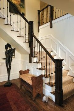 Staircase Design. Simple U0026 Classy.