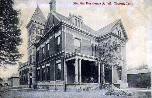 Sheriffs Residence And Jail In Tipton