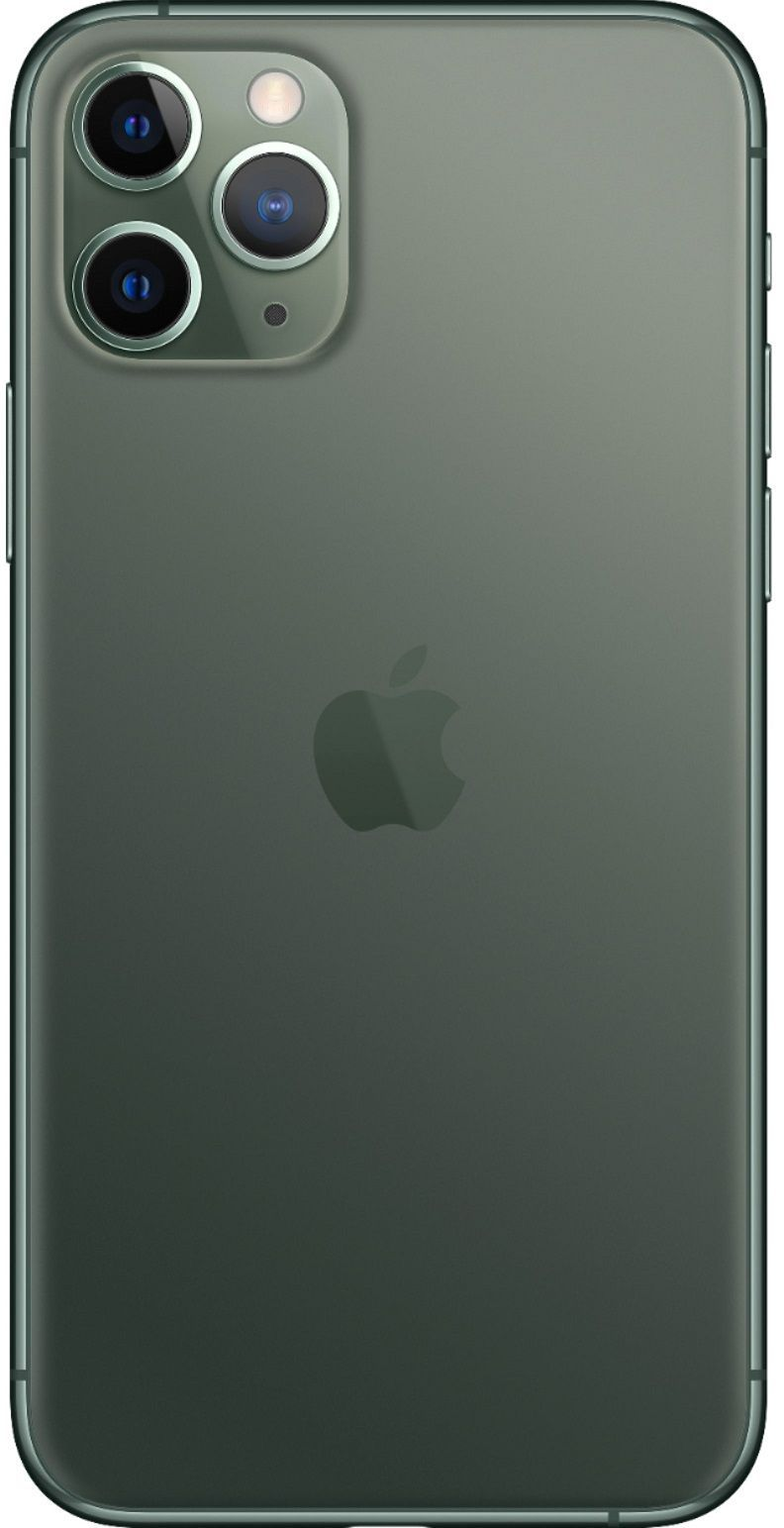 Iphone 11 Pro Max Midnight Green 64 Gb U Iphone Apple Products Apple Iphone Accessories