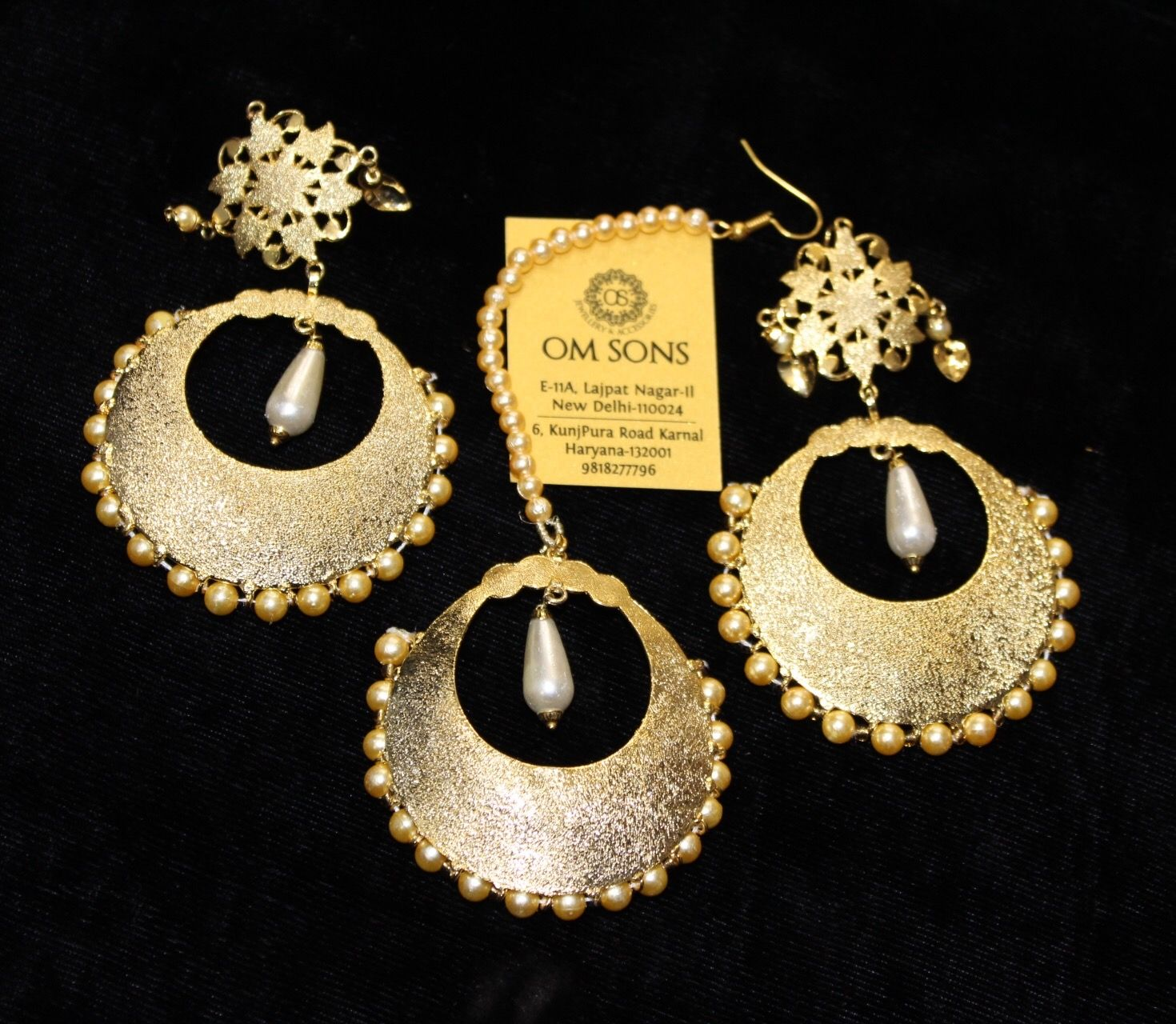 Pin By Om Sons Bridal Store On Jadaujewellery