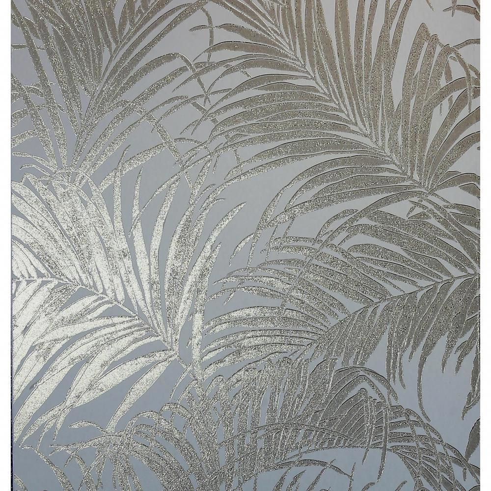 Pin By Dharkson On Decoracion In 2020 Palm Wallpaper Gold Wallpaper Cream And Gold Wallpaper