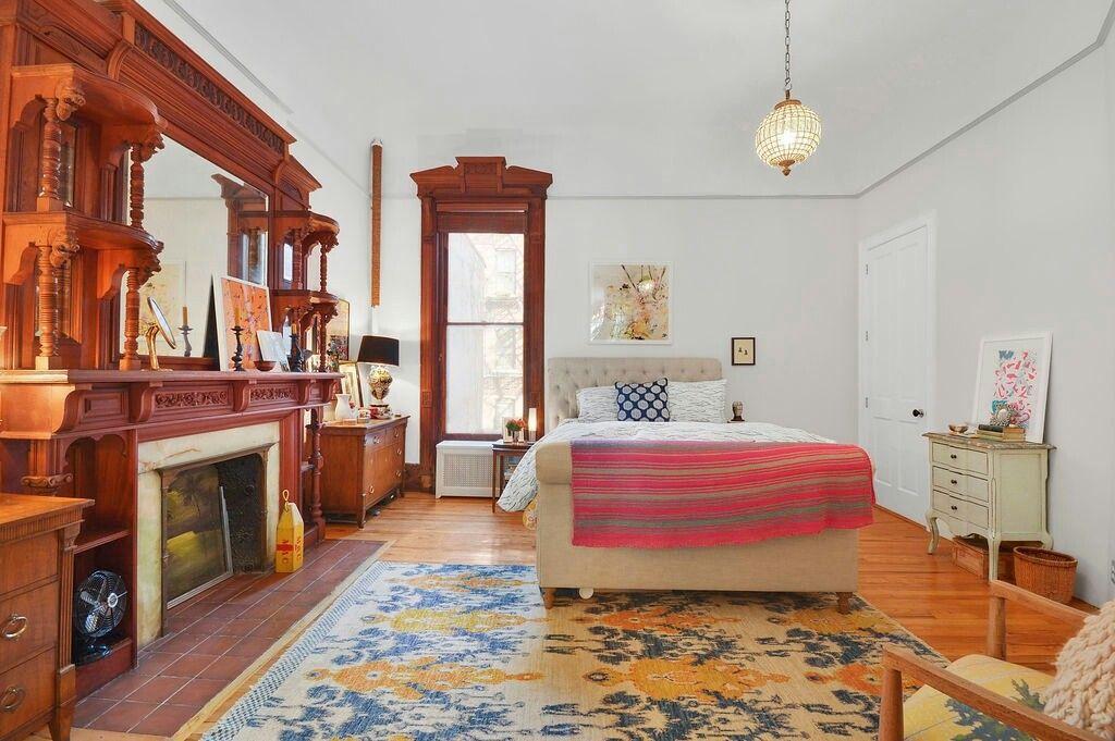 Pin by Käthe Douglas on bedroom Modern bedroom, Brooklyn