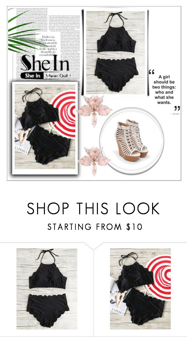 """""""Untitled #111"""" by lejlasoftic ❤ liked on Polyvore featuring JustFab"""