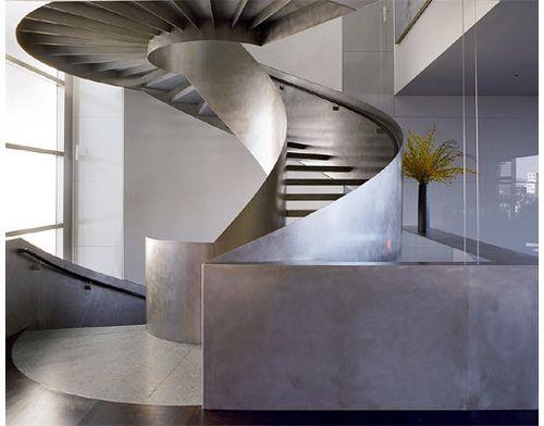 decoracion y diseo en escaleras modernas