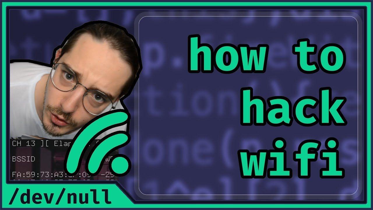 How to Hack WiFi by Zanidd  BlackHat  SEO  infosec  security  defcon   seoforum  forum  BHUSA 309cfc2ac39