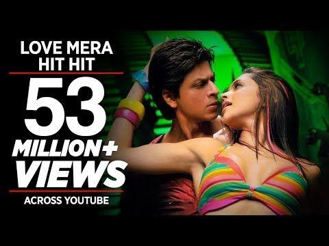 Dostana Shut Up Bounce Video Shilpa Shetty Abhishek John Youtube Love Mera Hit Hit Hit Songs Shahrukh Khan
