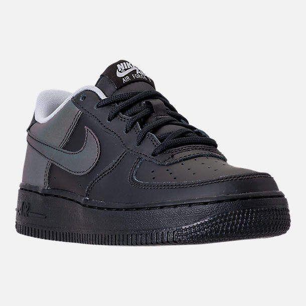Nike Boys' Grade School NBA Air Force 1 Low LV8 Casual Shoes
