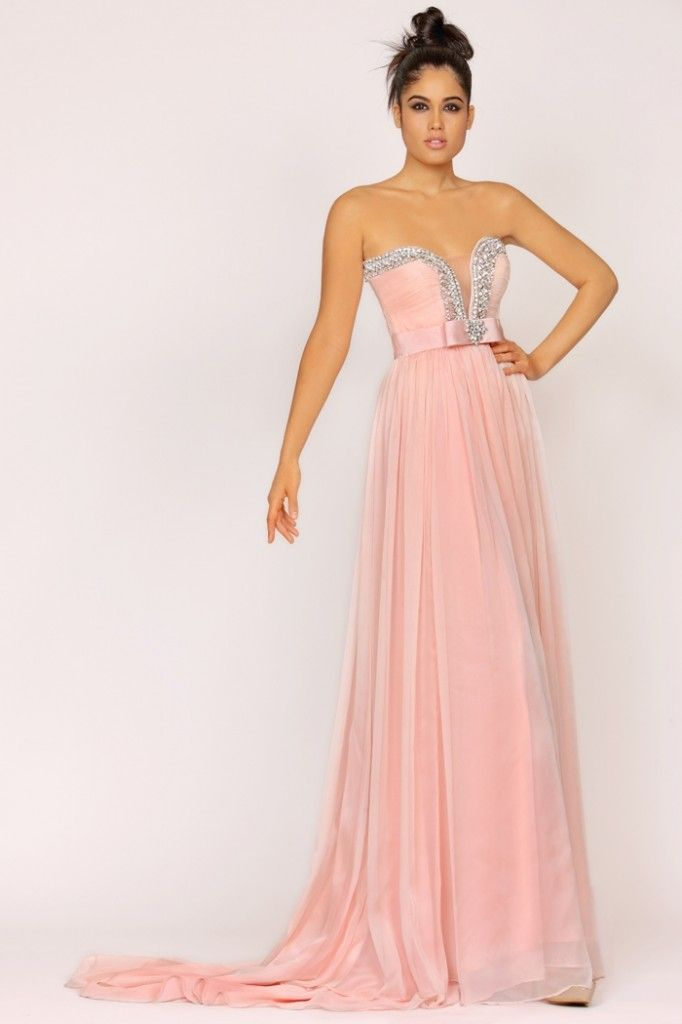 Pink prom dress by Lexus | Prom Night | Pinterest