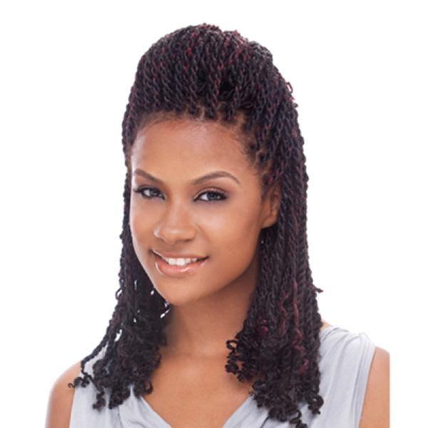 Jamaican Twists Hairstyles For Girls: Freetress Jamaican Twist Braid