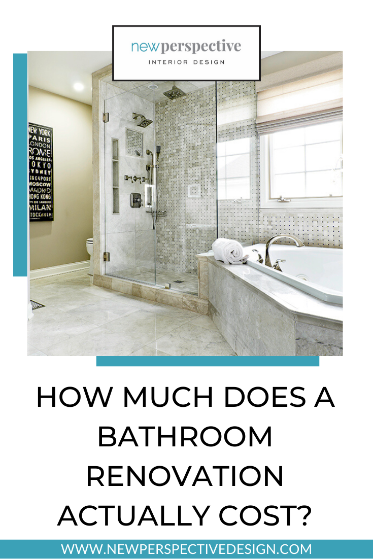 How Much Does A Bathroom Reno Cost Bathroom Renovation Cost Minimalist Bathroom Design Home Renovation Costs