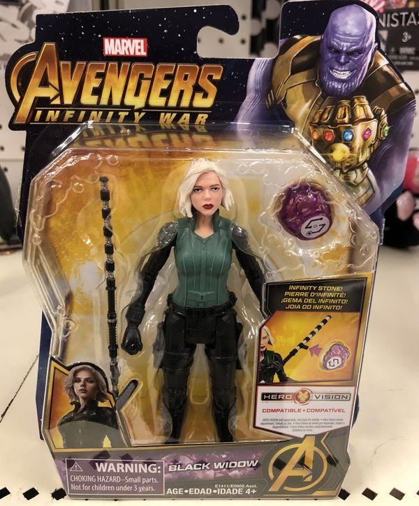 Avengers Infinity War 5 Quot Hero Vision Figures From Hasbro