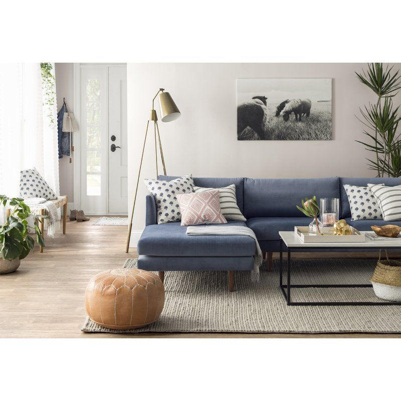 eclectic area rug design for living room | Makenzie Woolen Cable Hand-Woven Light Gray Area Rug ...