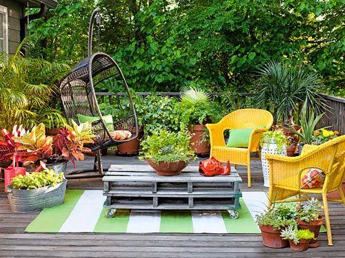 jardines pequeos decoracion buscar con google