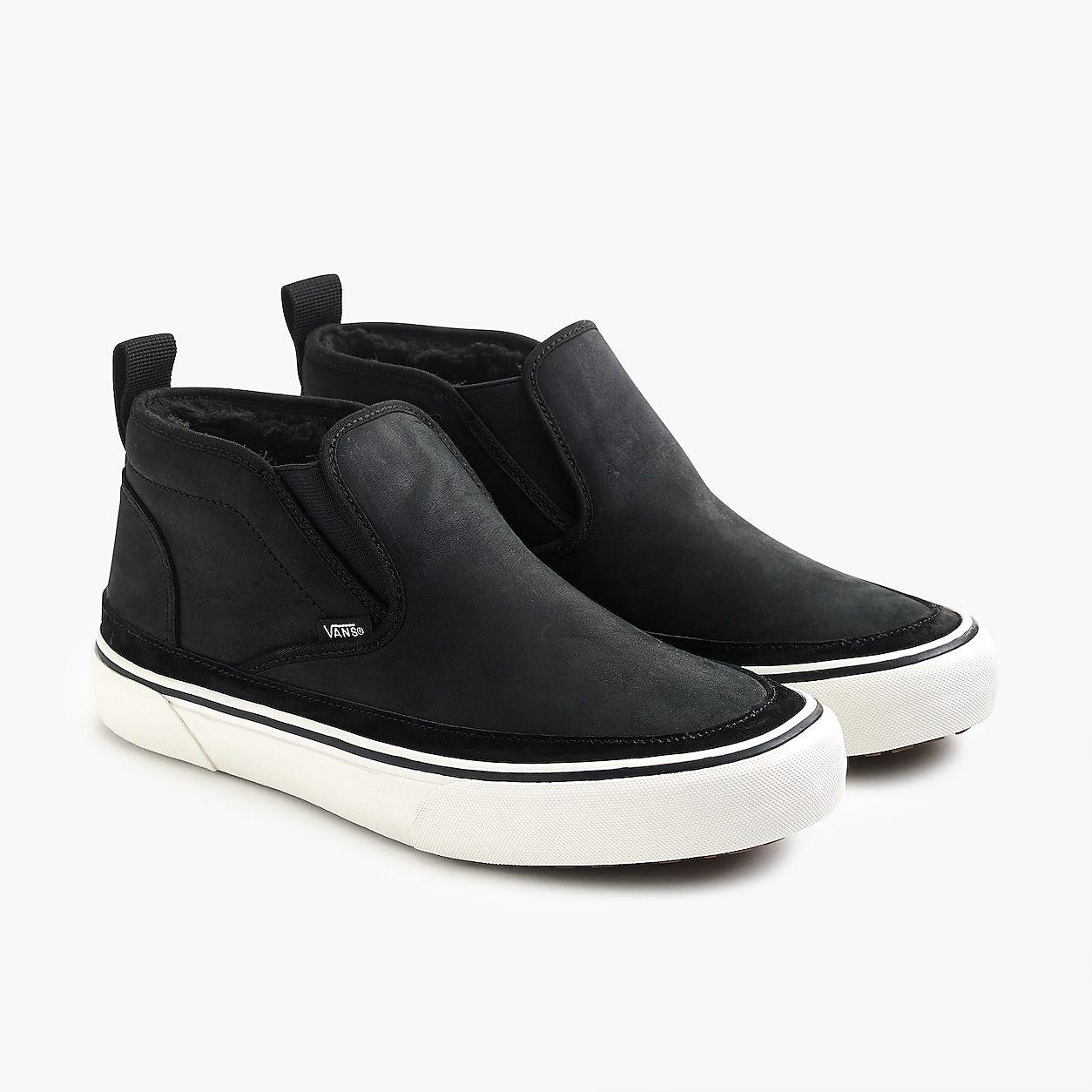 3efeda17882 Vans Mid Slip-On Mte Sneakers