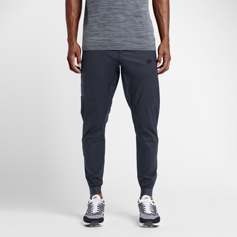 1d0d7e831375ba Nike Sportswear Bonded Men s Jogger Size 34-L (Blue) - Clearance Sale