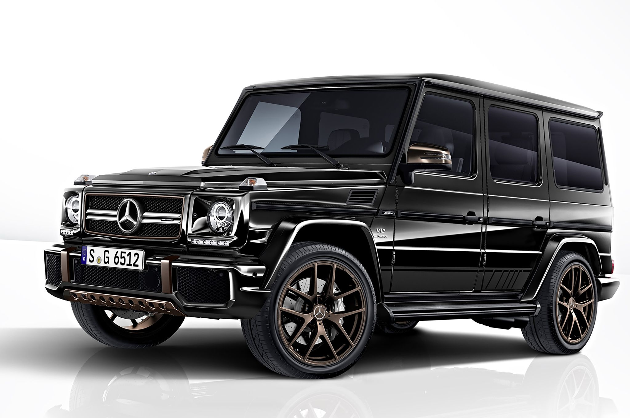 Mercedes Amg G65 Final Edition Is A V 12 G Wagen Send Off