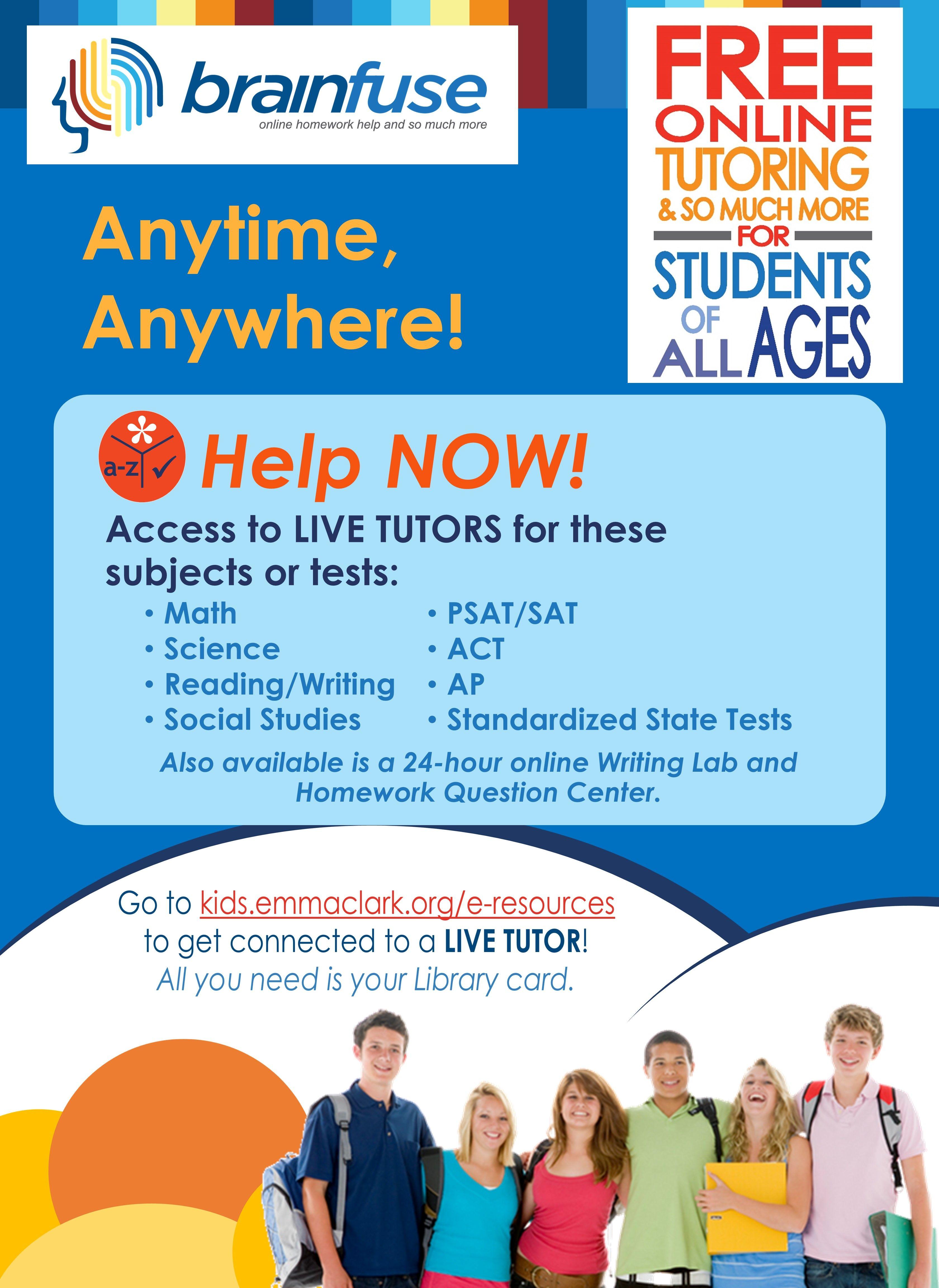 Nyc homework helpline