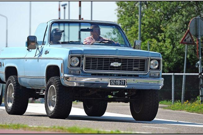 Chevrolet K5 Blazer K5 Blazer Chevy Chevrolet Blazer