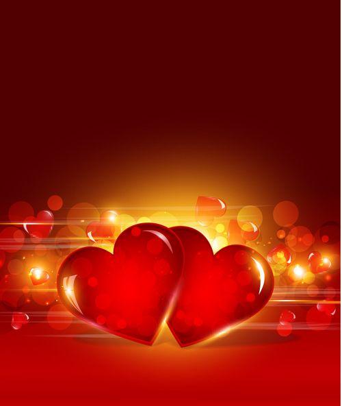 Vector-heart-valentine-background-art-03