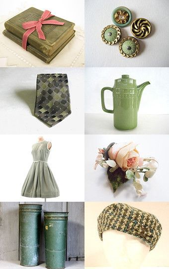 Green With The Epsteam by Lisa on Etsy--Pinned with TreasuryPin.com