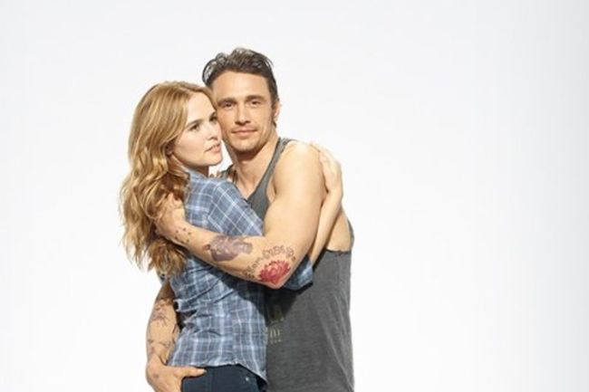 Zoey Deutch And James Franco In The Comedy Why Him James