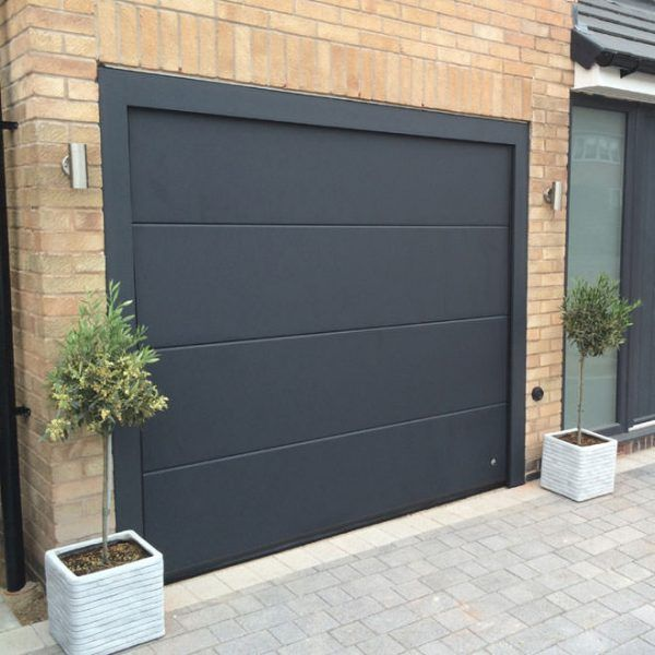 Ryterna Sectional Garage Door (With Images)