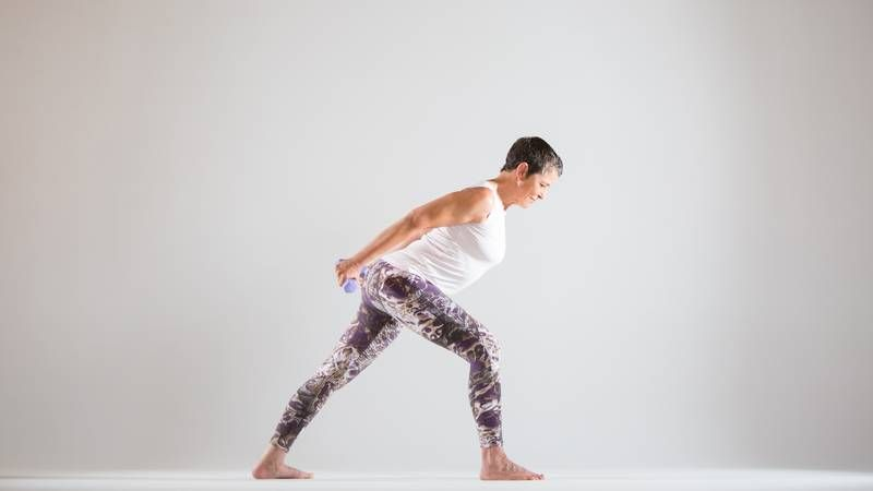 A Yoga Sequence for Osteoporosis