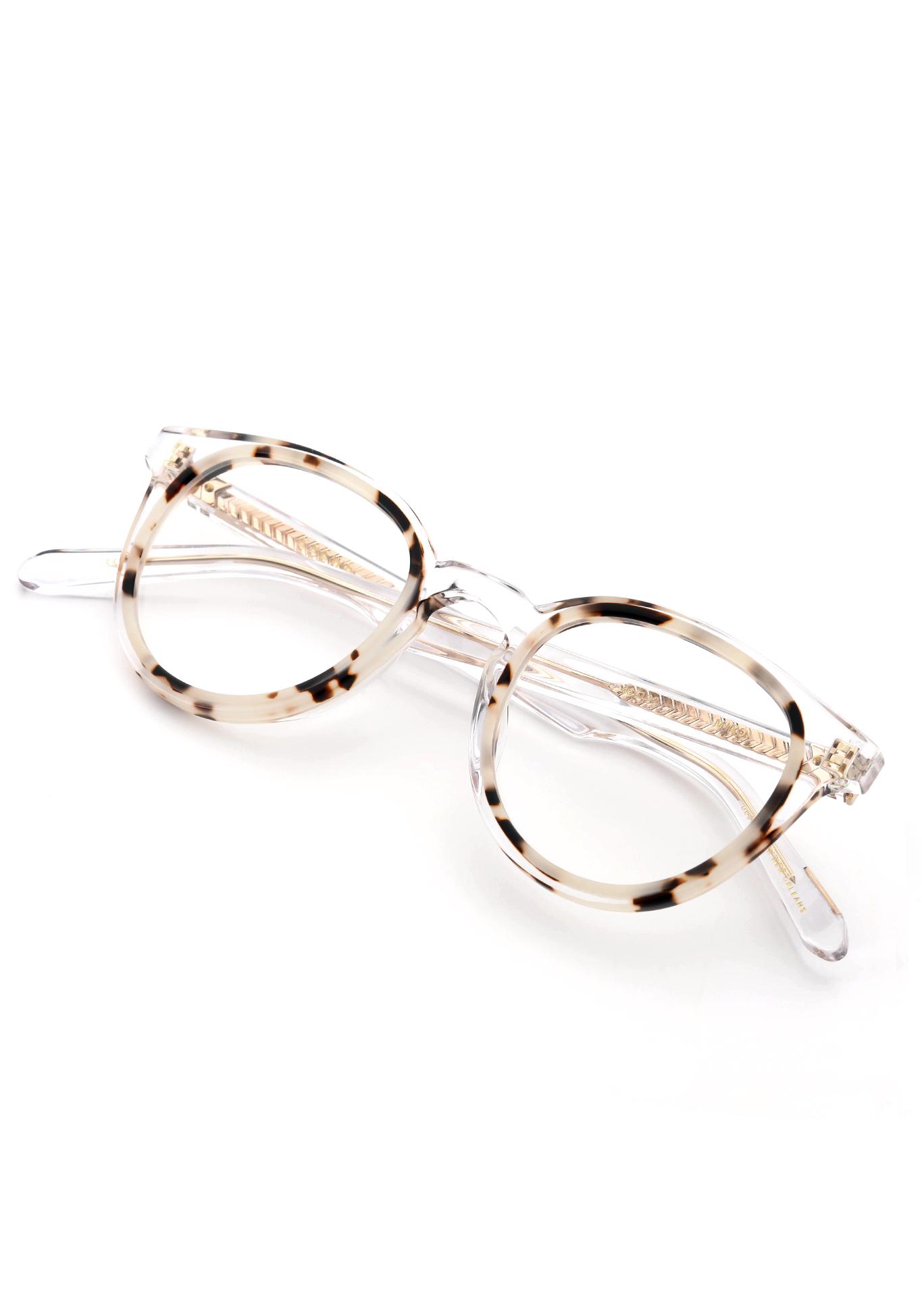 Photo of KREWE MIRO – Kristall zur Auster – Herren- / Damenbrille – 46
