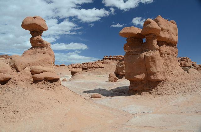 Free Image On Pixabay Rock Formations Goblin Valley Goblin