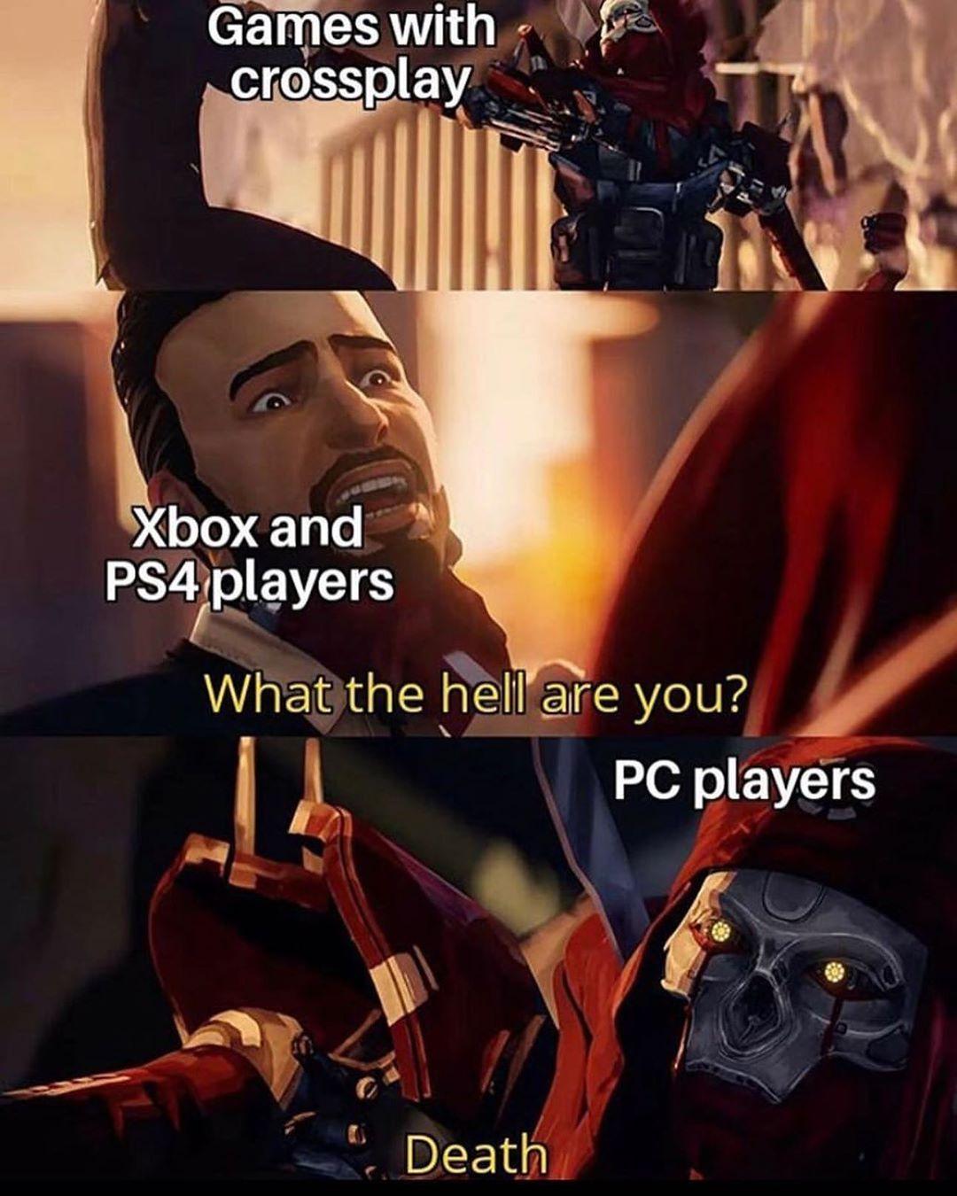One Fear Meme Template