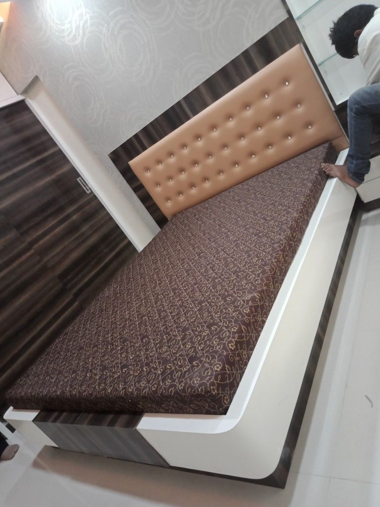 Pin By Prashant Jadhav On Vijay Bad Box Bed Design Double Bed Designs Bedroom Bed Design