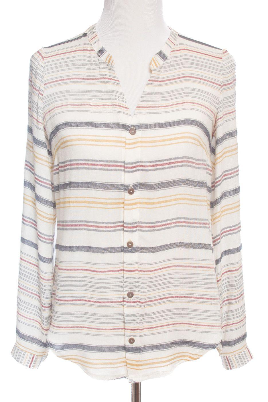 Bonn Shirt Sewing Pattern by Itch to Stitch | Bluse nähen, Kleidung ...