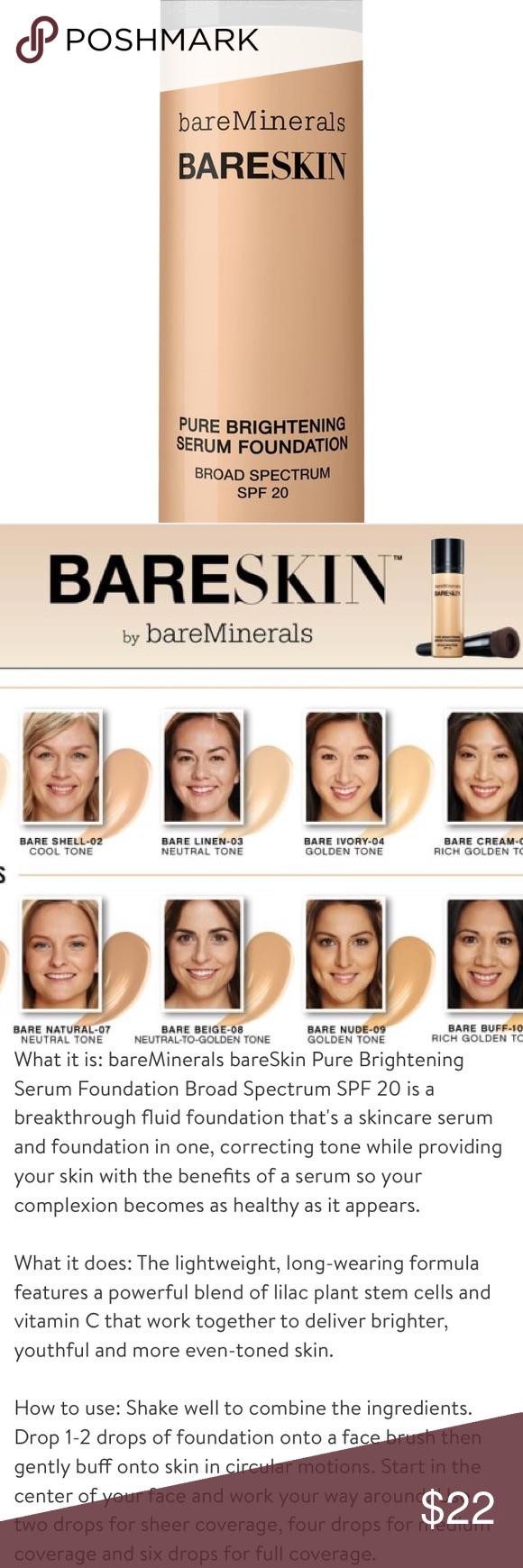 bareskin serum foundation