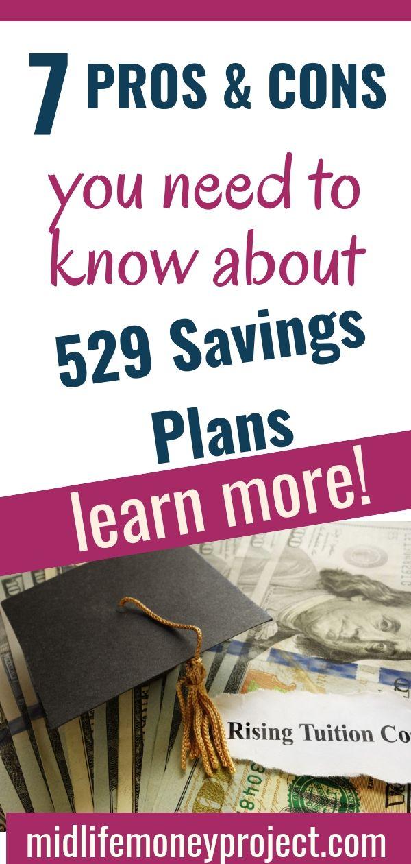 529 Savings Plans – Saving for College