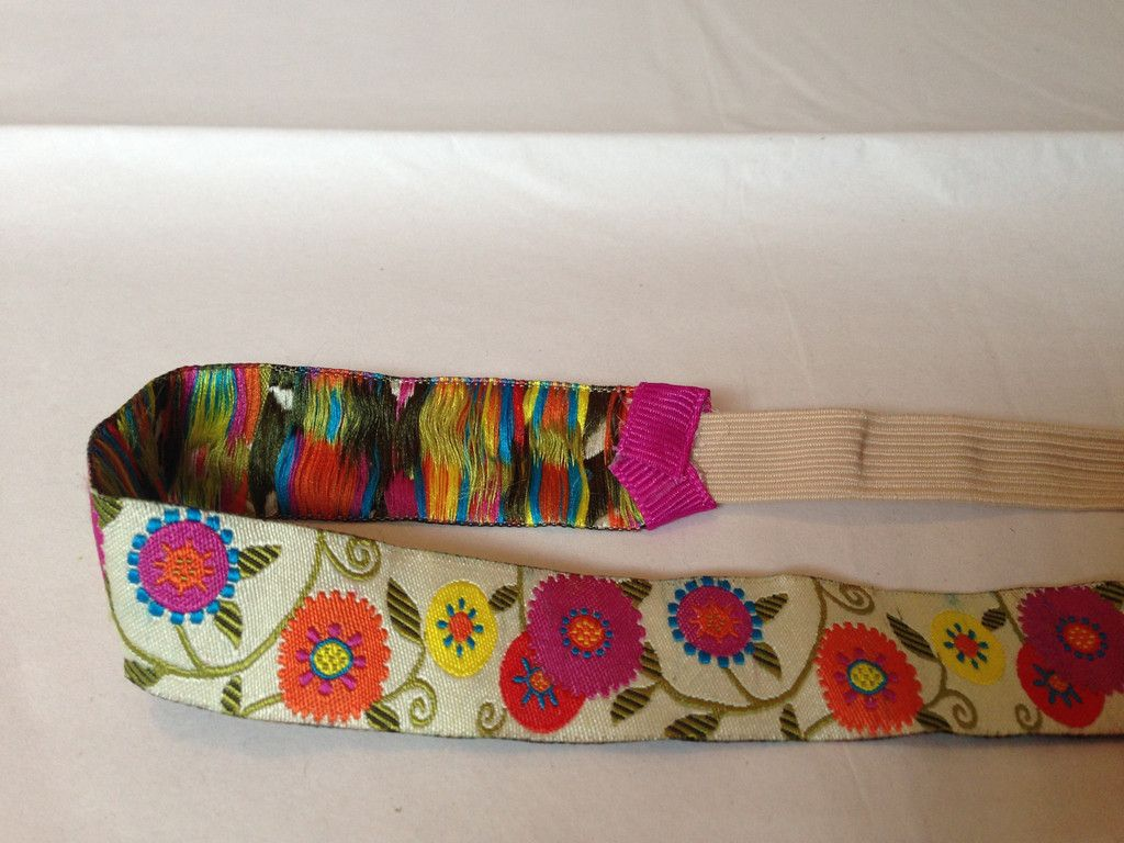 Wrapped in Flowers Headband $6