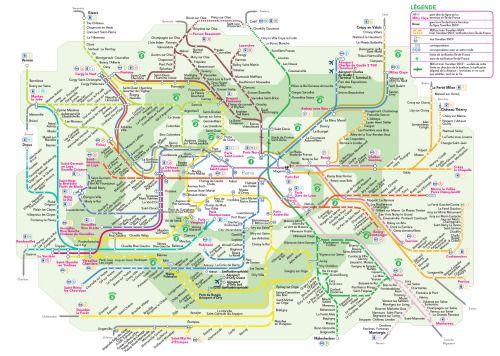 Historical Map Detail Of New York Subway Map Post 9 11 Transit