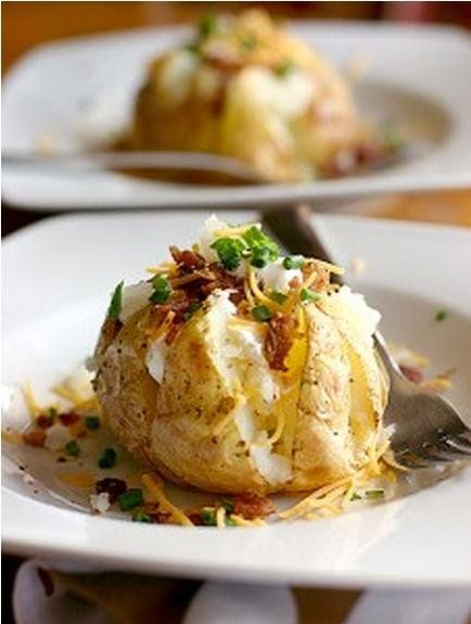 Spudly Do-right: 8 White-Potato Recipes to Sneak More Potassium into Your Diet | Photo Gallery - Yahoo! Shine