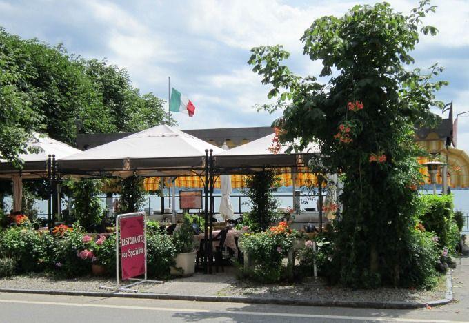 Hotel Ristorante La Terrazza, Belgirate   Restaurant & Bar ...