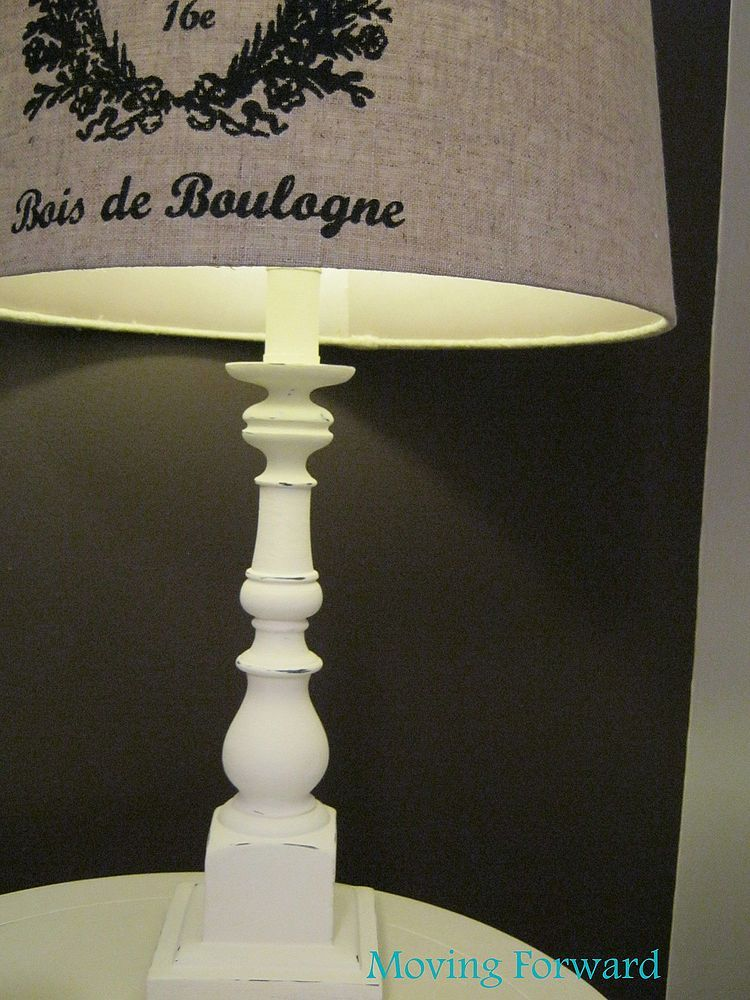 Annie Sloan Chalk Paint Lamp Makeover Painting Lamps Painting Lamp Shades Lamp Makeover