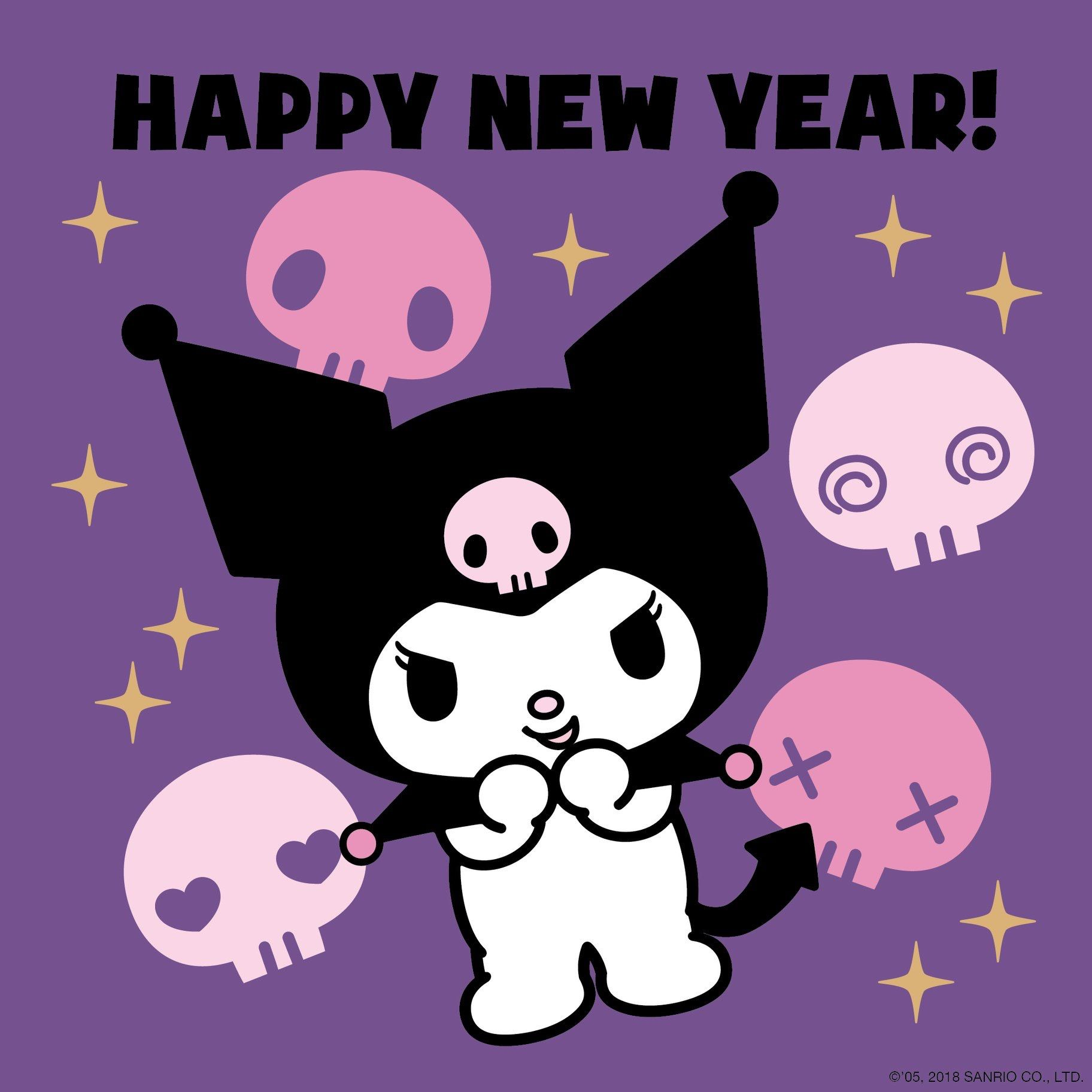 Pin by Allyson Chong on Sanrio Kuromi & My Melody (With ...
