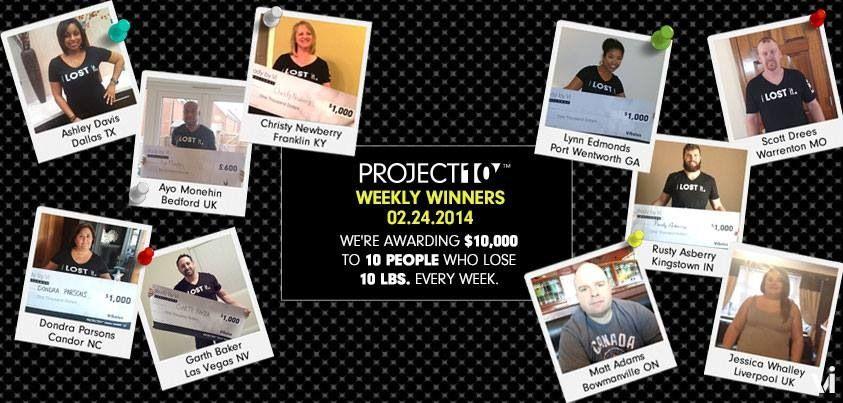 PJ10 winners