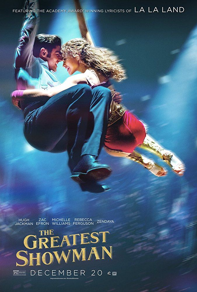 Zac Efron And Zendaya In The Greatest Showman 2017 Showman Movie The Greatest Showman Greatful