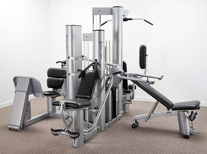 400homegym vectra fullbody workout workout fitness used whether youre a family that likes to workout together or youre in a light commercial setting the is vectras flagship aloadofball Choice Image