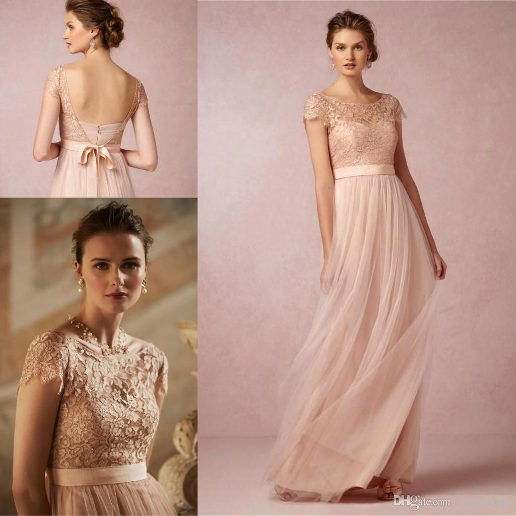 2017 Fairy Bohemian Style Bridesmaids Dresses