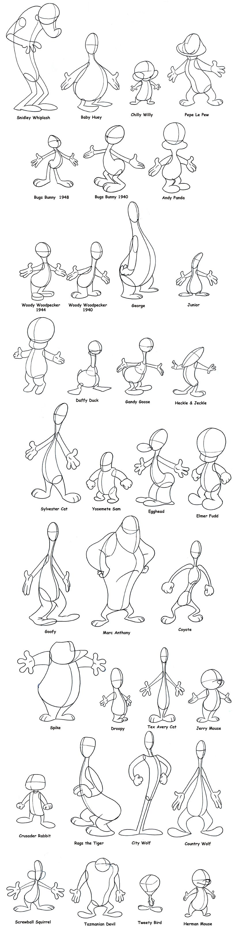 Character Design Where To Start : Reasons why you need a facebook page character design