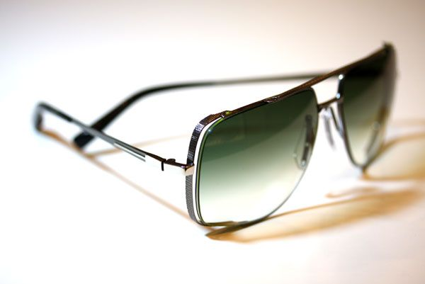 9698a97dd23 Dita Midnight Special (Antique Silver) Mens Glasses